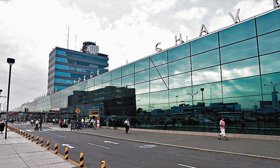 Alto Tránsito. El terminal recibe 22 millones de pasajeros al año.