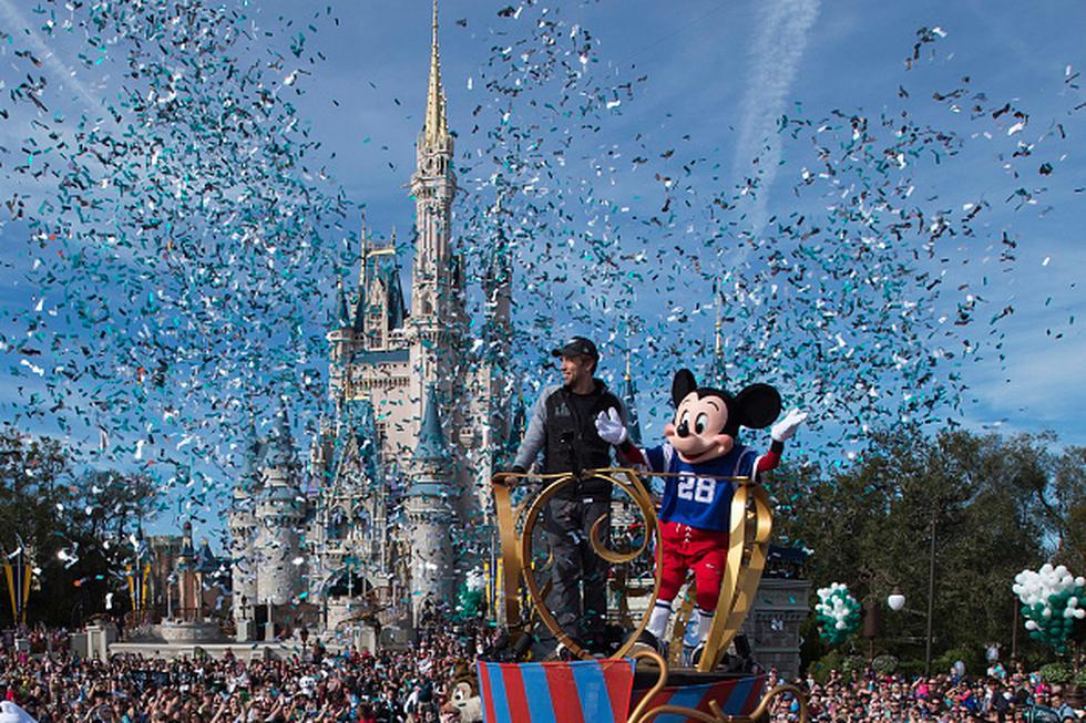 Disneyworld (Getty)