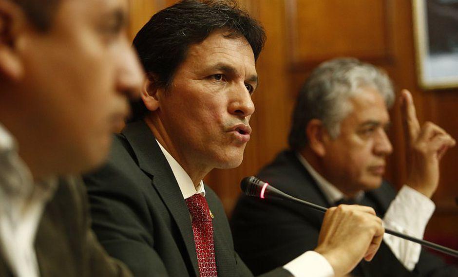 Segundo Tapia señaló que el pedido para que se inicie la indagación fue realizado desde la presidencia del grupo. (Piko Tamashiro/Perú21)