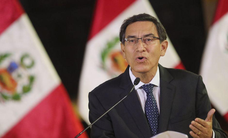 Decretos para avanzar. (EFE/ Agencia Andina).