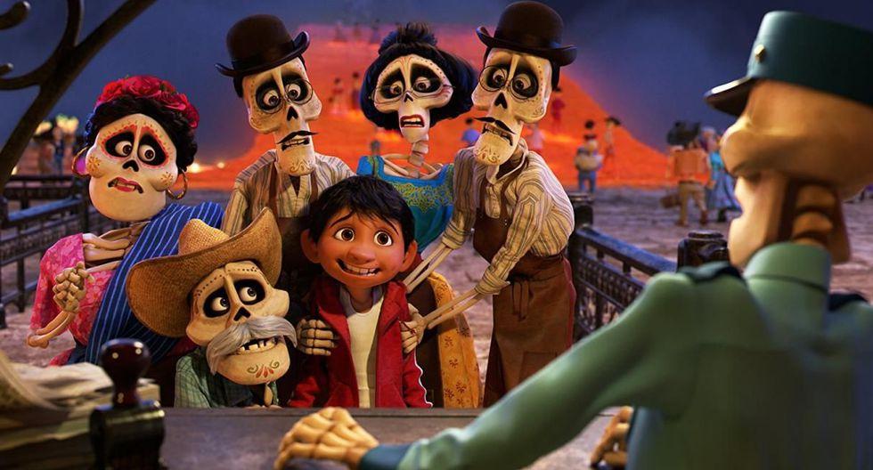 'Coco' sigue cosechando éxitos. (Foto: Disney Pixar)
