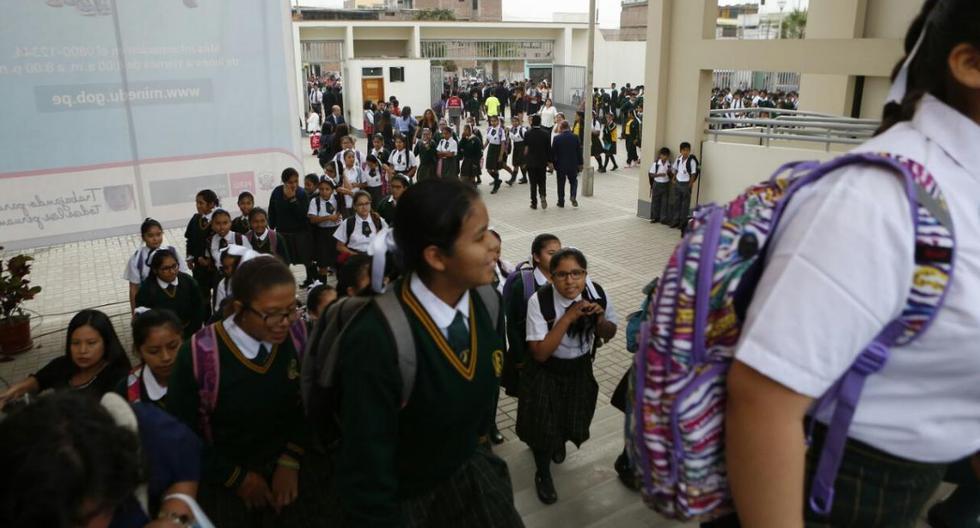 Escolares (Foto: GEC)