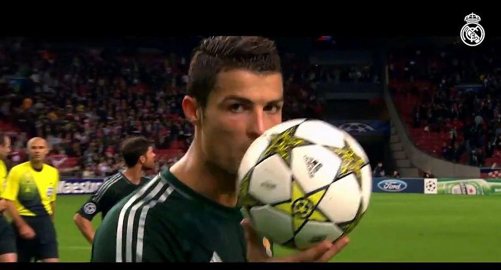 Real Madrid despide al mejor jugador del planeta con tremendo video. El clip de Facebook tiene más de 3 millones de reproducciones.