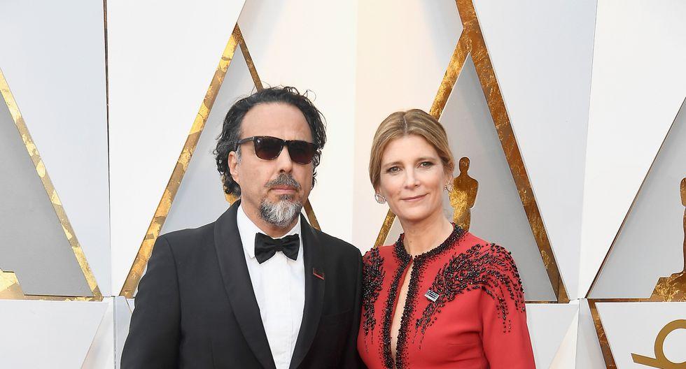 El director mexicano ganador del Oscar, Alejandro Gonzalez Iñárritu. (AFP)