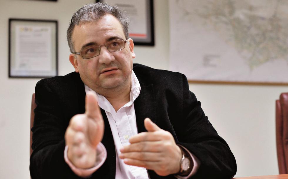 Gustavo Guerra-García. Ex funcionario de Gestión de Susana Villarán. (USI)
