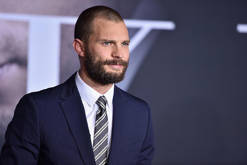 Jamie Dornan está decidido a no continuar como 'Christian Grey' en la pantalla grande.
