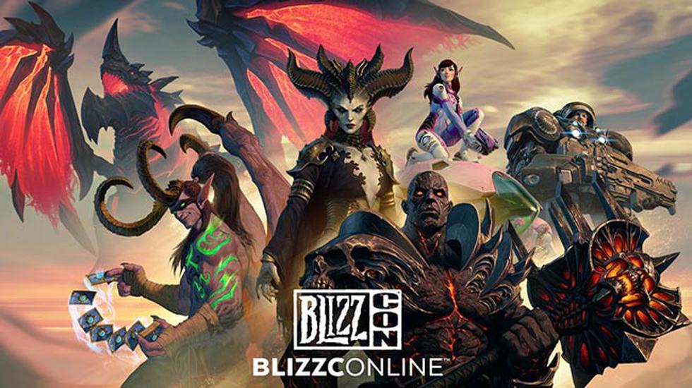 Diversos anuncios fueron dados en el primer día de la 'BlizzConline'.