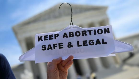 El estado de Alabama en Estados Unidos aprobó recientemente una ley antiaborto que limita lo dispuesto por un fallo de 1973.(Foto: AFP)