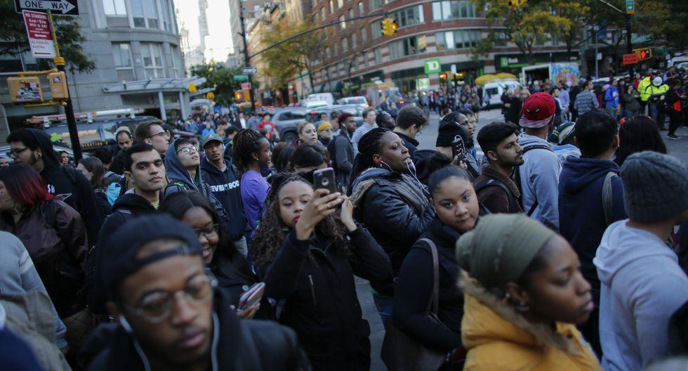 Atropello en Manhattan deja al menos seis muertos. (AFP)
