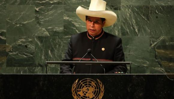 Pedro Castillo realizó su primera gira internacional desde que asumió como jefe de Estado en julio pasado. (Foto: Presidencia)