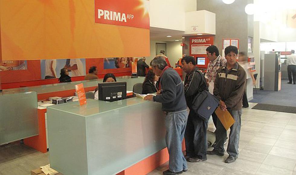Prima AFP ganó tercera licitación para captar nuevos afiliados. (USI)