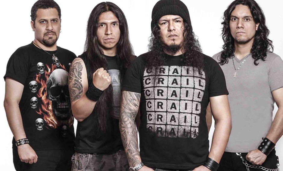 El grupo de metal Arsenal nace en 1997. (Foto: Federico Penzotti).