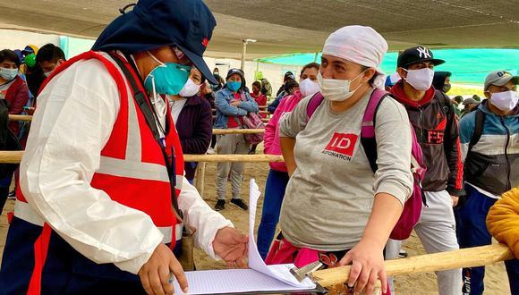 De enero a abril de este año se formalizaron a 108,316 trabajadores. (Foto: GEC)