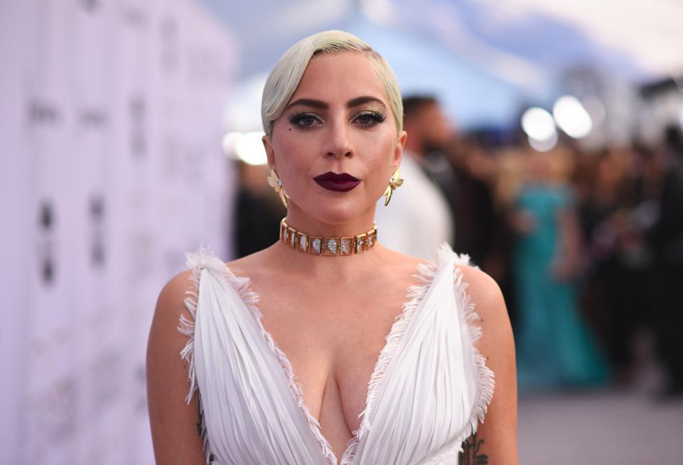 Lady Gaga habla por primera vez sobre su separación con Christian Carino (Fotos: AFP)