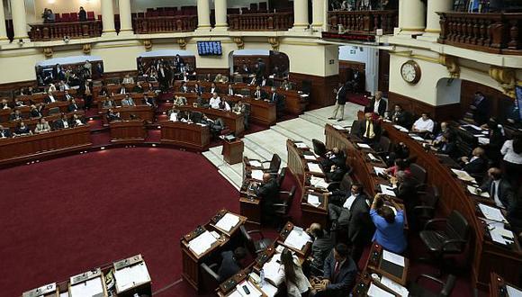 Se inició la reforma electoral. (USI)