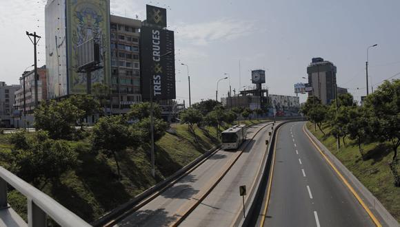 Cinco vías principales de Lima permanecerán cerradas por Semana Santa. (Foto: GEC)