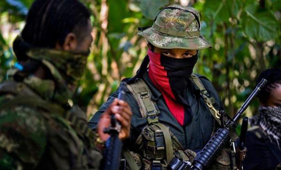 El departamento del Cauca fue durante años el escenario de enfrentamientos entre guerrilleros y paramilitares en el curso del conflicto armado.   Foto: AFP