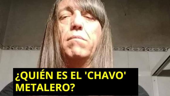 Aquí te contamos quién es en verdad el Chavo Metalero y por qué se ha hecho viral en los últimos días. (Foto: Facebook)