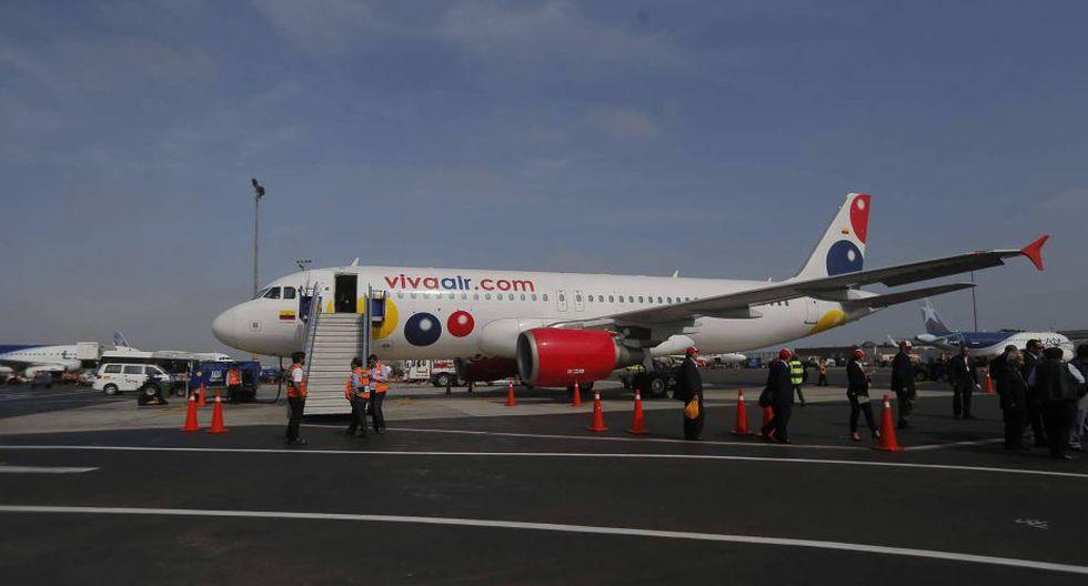 Viva Air Perú inicia hoy sus operaciones a nivel nacional (Luis Centurión/Perú21)