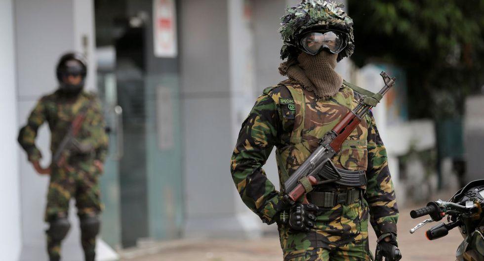 Atentados de esta magnitud no habían tenido lugar en Sri Lanka desde la guerra civil entre la guerrilla tamil y el gobierno. (Foto: Reuters)