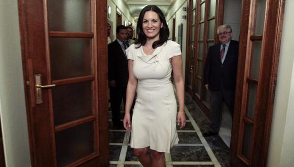 Solo una mujer en el Ejecutivo. (Reuters)