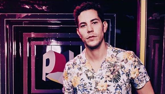 Christian Chávez contó que su vida personal y laboral se vio afectada tras dar a conocer que era gay (Foto: Instagram)
