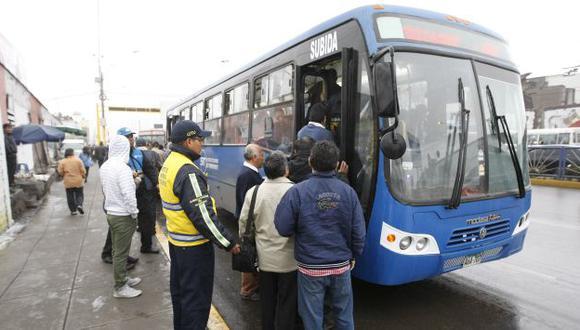 Reforma de transporte tendrá que continuar. (Luis Gonzales)