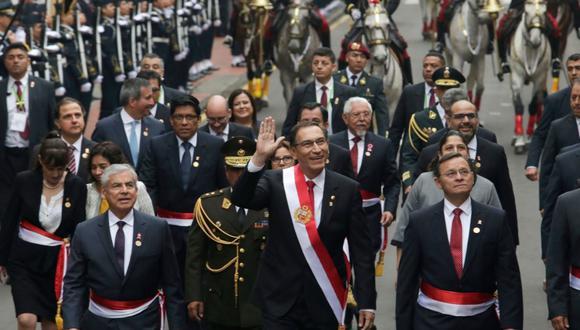 Ministros del Estado participarán del XII Gabinete Binacional Perú Ecuador.(FOTO: USI)