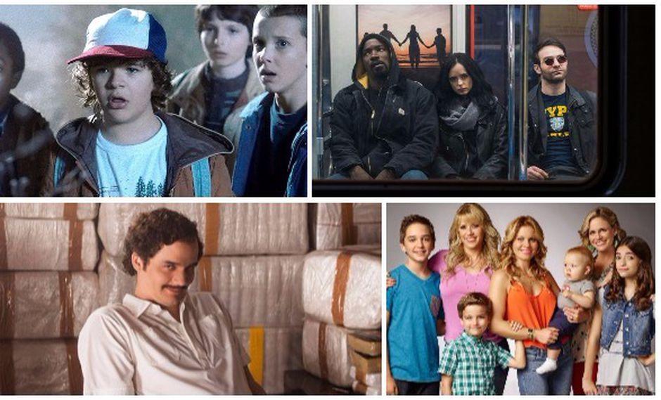 Los usuarios de Netflix que ven las nuevas temporadas en menos de 24 horas se llaman 'Supermaratoneros'. ¿Conoces  alguno? (Netflix).