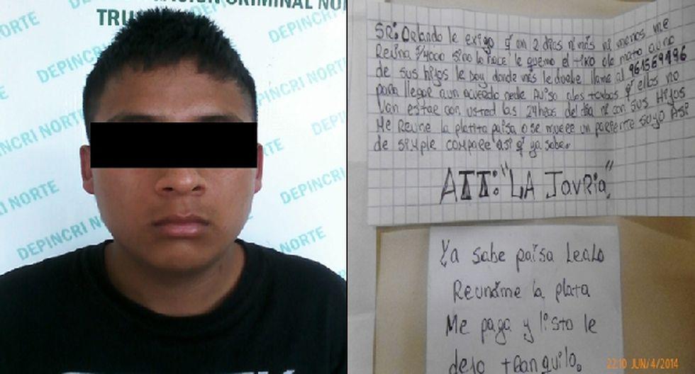 Policía detiene a presunto integrante de 'La Jauría'. (Difusión)