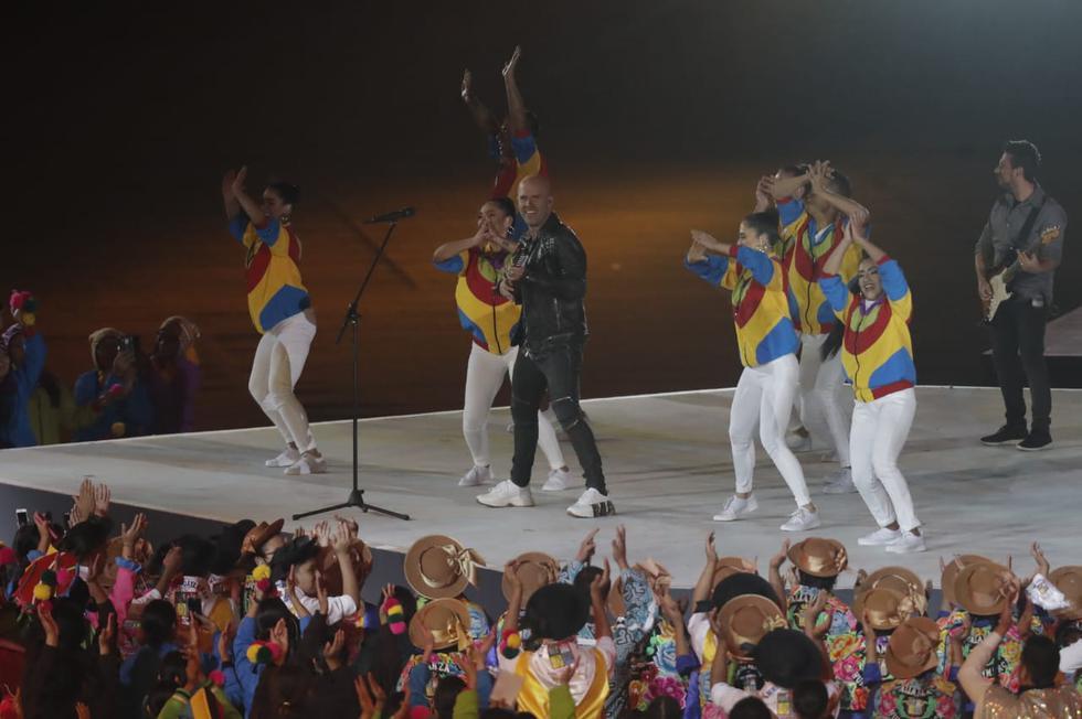 Nuevamente las representaciones a las culturas peruanas y las danzas cobraron relevancia. La delegación peruana fue ovacionada por los asistentes. (Renzo Salazar/GEC)