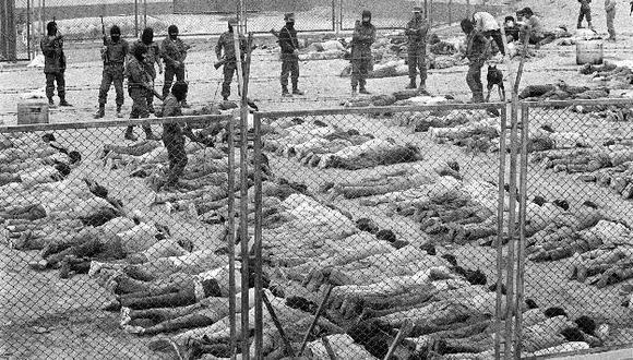 La sentencia de la Corte reconoce en el caso Castro Castro a 42 muertos y 145 heridos. (USI)