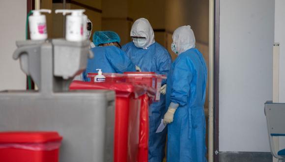 Piura: Presidente de Federación Médica de La Libertad denunció que 45 médicos se contagiaron de coronavirus por usar equipos de bioseguridad de baja calidad.