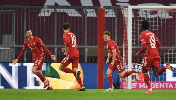 El FC Bayern presentará el miércoles 4 de agosto oficialmente su plantilla para la temporada 2021/22. (Foto: REUTERS)