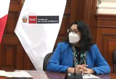 PCM: Guido Bellido recibe transferencia del cargo de Violeta Bermúdez