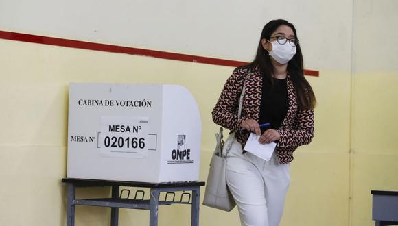 Un total de 25.287.954 ciudadanos peruanos están habilitados para participar de las Elecciones generales de Perú de 2021 (Foto: Andina)