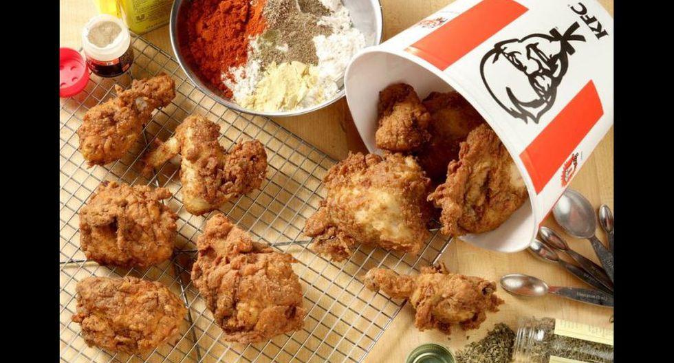 Kfc Kentucky Fried Chicken Revela Por Accidente La Receta De Su