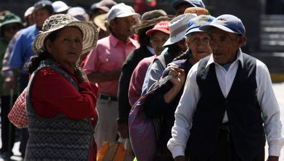 El cambio tendrá efecto para nuevos pensionistas. (Perú21)