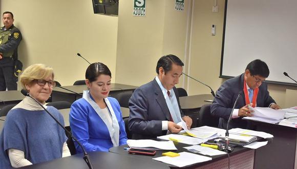 La ex alcaldesa Susana Villarán cumple prisión preventiva desde el 14 de mayo. (Foto: Difusión)