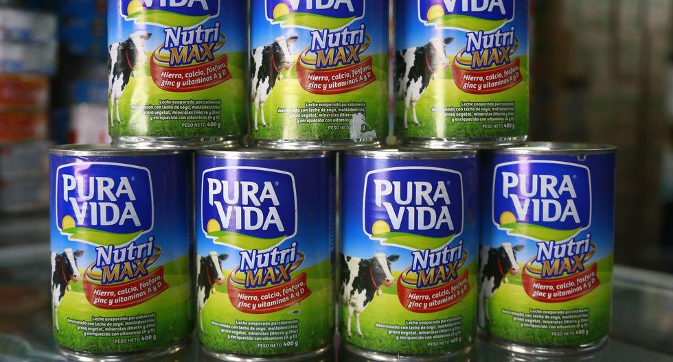 Para analizar el caso Pura Vida, Indecopi recurrió a una publicidad, donde se determinó que se presentaba al producto como si fuera leche de vaca, pese a que ello no era cierto. (Foto: GEC)