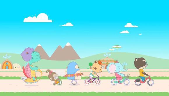 Canal IPE presenta nuevos programas en su parrilla. Esta vez dirigido a los niños que hablan quechua, aimara y ashánika. (Foto: Captura de YouTube).