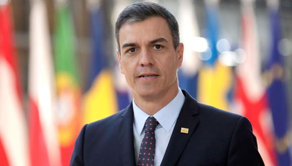 """Desde el gobierno socialista, en funciones tras las elecciones, apuntan que """"el objetivo es que la investidura salga en julio"""". En la imagen, Pedro Sánchez. (Foto: EFE)"""