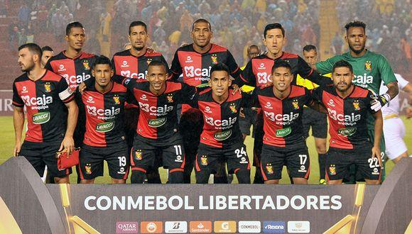 Melgar buscará la clasificación a la fase de grupos de la Copa Libertadores en Venezuela. (Foto: AFP)