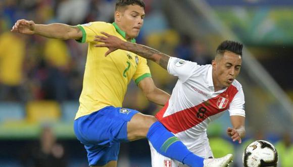 Dos meses después de la definición que disputaron por el título de la Copa América, Perú y Brasil vuelven a verse caras el Memorial Coliseum de Los Ángeles. (Foto: AFP)