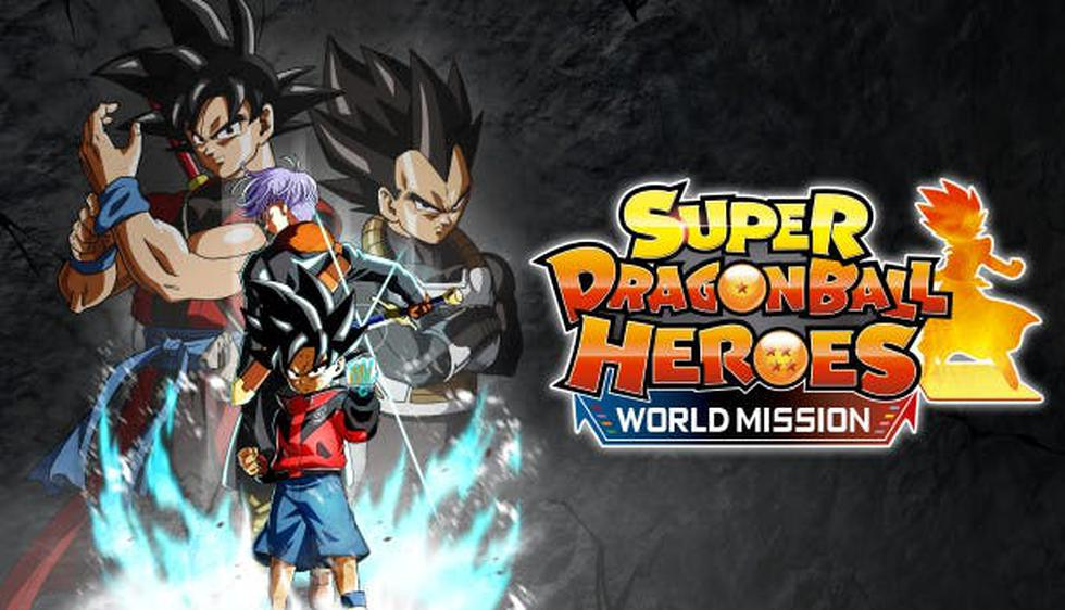'Super Dragon Ball Heroes World Mission' ya se encuentra disponible para PC y Nintendo Switch.