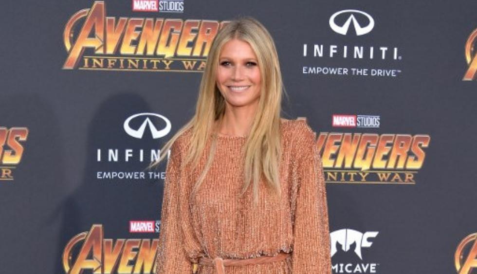 Gwyneth Paltrow anuncia su retiro del Universo Cinematográfico de Marvel (Fotos: AFP)