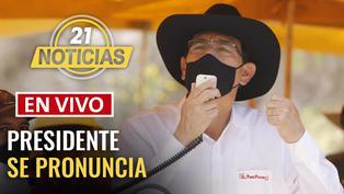 Martín Vizcarra: 'Respetamos decisión, pero no la compartimos'