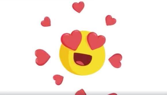 Facebook: El 'amor' es la reacción más popular de la aplicación de chat 'Messenger' (Messenger)