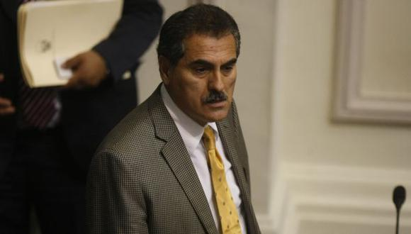 Fiscalía decidió no investigar a congresista Julio Gagó. (Mario Zapata)