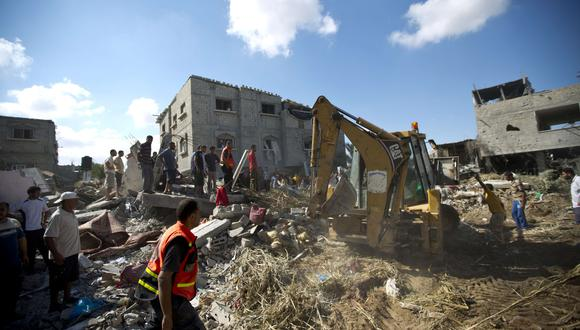 ONU condena ataque israelí a escuela. (AP)